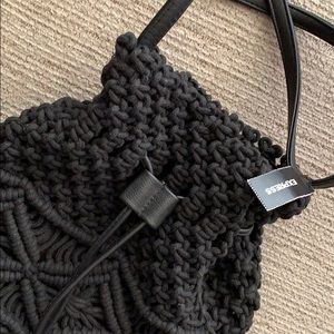 Express crochet bag